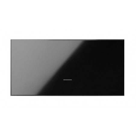 Tecla para Mecanismo Mando Simon 100 Negro 10000010-138