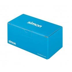 Kit Back Base + Cargador USB + Conmutador Simon 100 10010206-039