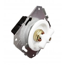 Interruptor Bipolar 10AX - 250V Blanco Lazo porcelana 35-314-17-0 Fontini Venezia