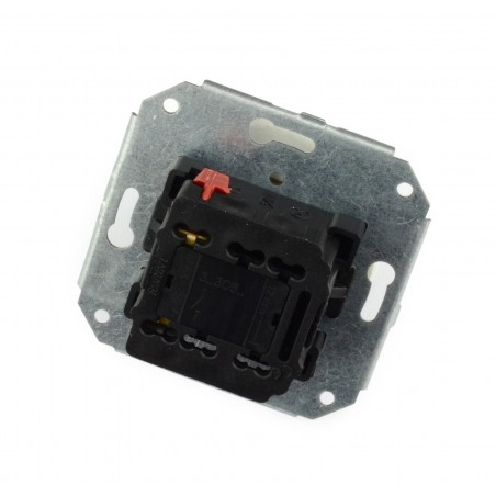 Interruptor Unipolar 10AX - 250V Lazo Porcelana 31-306-17-2 Fontini Garby Colonial