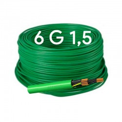 Manguera Flexible 6G1,5...