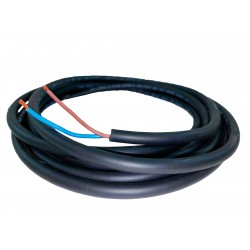 Manguera Negra de Cable...