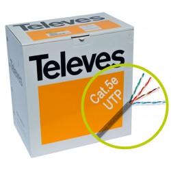 Cable de Datos UTP Cat. 5e....