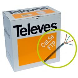 Cable de Datos FTP Cat. 5e...