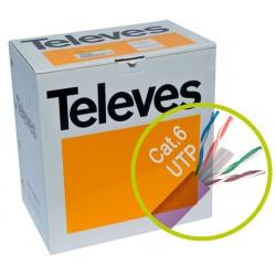 Cable de Datos UTP Cat.6...