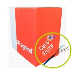 Cable de Datos F/UTP Cat 6...
