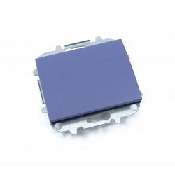 Tapa Ciega Azul Cobalto 8400 AC Niessen Olas