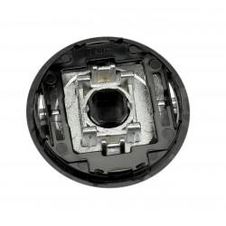 Tecla Interruptor-Conmutador-Cruzamiento-Pulsador Cristal Negro 8601 CN
