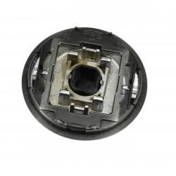 Tecla Interruptor-Conmutador-Cruzamiento-Pulsador Cromo 8601 CR