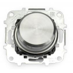 Regulador Giratorio para LED Cromo 8660.2 CR Niessen Skymoon