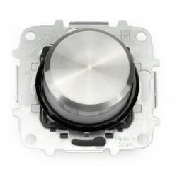 Regulador Giratorio para LED Cristal Negro Niessen Skymoon 8660.2 CN