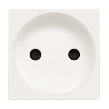 Enchufe normal europeo Niessen Zenit Blanco N2203 BL