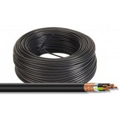 Manguera de Cable Apantallado 5x4 Dataflex YCY VC4V-K 0,6/1KV