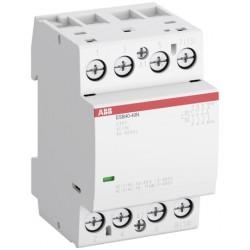 Contactor Tetrapolar 230V...