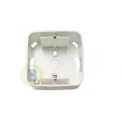 Caja Blanca de Superficie de 1 Elemento para Mecanismos Arco de Niessen    Ref. 8291 BA