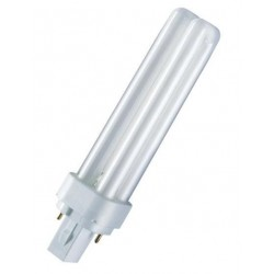 Bombillas  de Bajo Consumo 13W Luz Blanca de 2 Patillas Tipo G24d-1