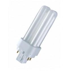 Bombilla de Bajo Consumo 26W Luz Blanca de 4 Patillas Tipo G24q-3