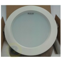 Downlight de Led 20W Blanco Tono de luz Cálida 3000K