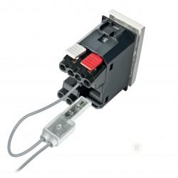 Interruptor Axial 1 Módulo _4051A Living-Light