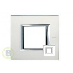 Placa 1 Ventana Cristal Espejo HA4802VSA Axolute