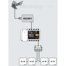 Filtro Anti  LTE  C21-60...