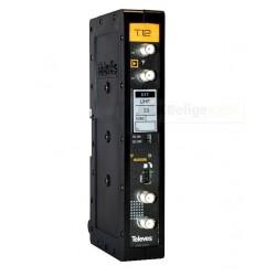 Amplificador Monocanal Selectivo T12 Canal 39 Televés 50861239
