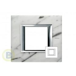 Placa 1 Ventana Mármol de Carrara HA4802RMC  Axolute