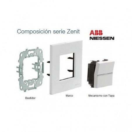 Bastidor para Caja enlazable N2474.9 Niessen Zenit