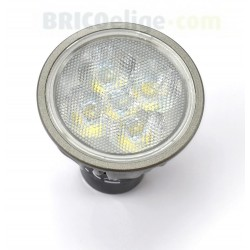 Bombilla Led 230V - 5W Tono de luz Cálida