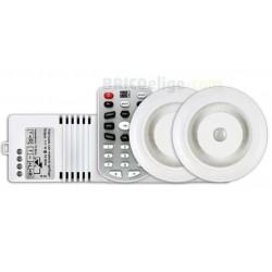 Kit Audio Radio FM Coci-Baño Básico para viviendas 41017