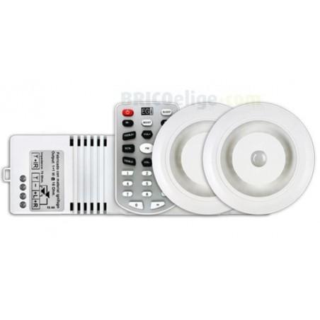 Kit Audio Radio FM Coci-Baño Básico para viviendas