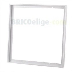 Soporte de Superficie para Panel de LED 60X60