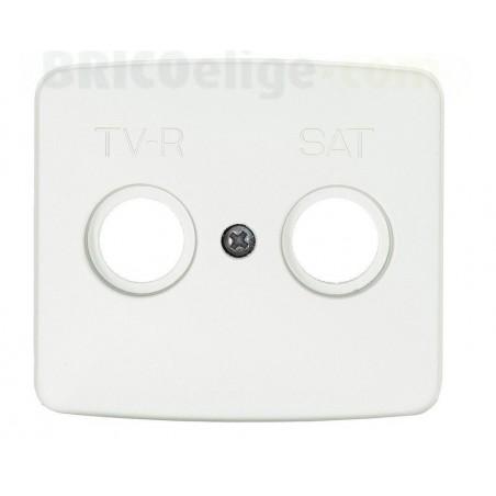 Tapa Toma de Antena Niessen Arco Básico 8250.1 BA