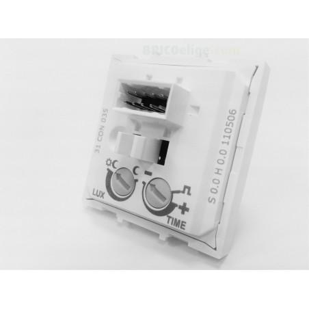 Detector de Movimientos de LED para Empotrar en Caja de Mecanismos