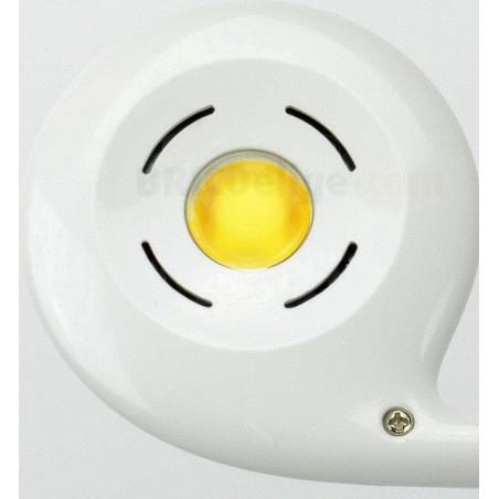 Lámpara de LED Tipo Flexo 3,8 W Flexible Luz Fría