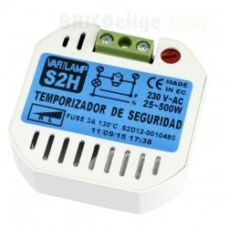 Temporizador Seguridad 800w 2 Hilos S2H