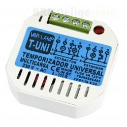 Temporizador Universal 500W T-UNI
