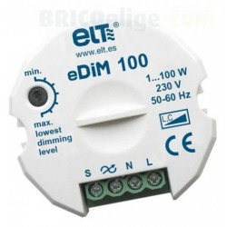 Regulador Universal eDIM para LED 100W 995401