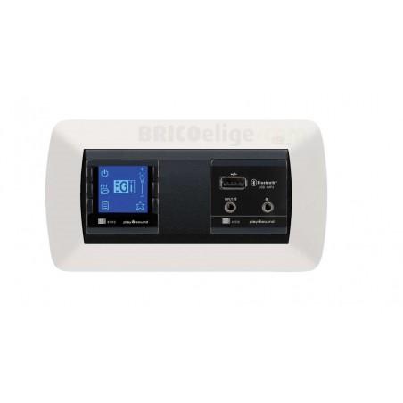 Kit Radio Bluetooth FM USB-mp3 y salida de auriculares 41020
