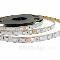 Tira de Led RGB 24V 72W IP20 5 Metros 12723