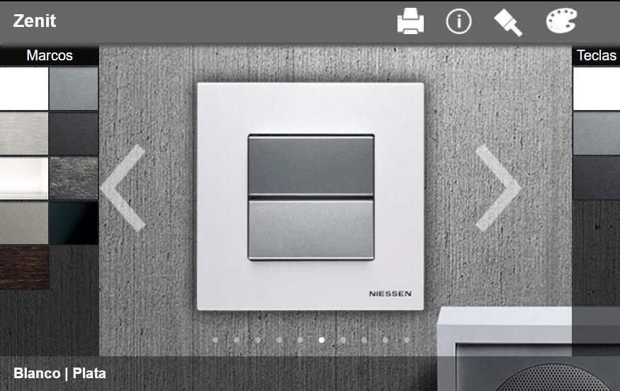 Ayuda para elegir mecanismos el ctricos el blog de - Interruptores de diseno ...