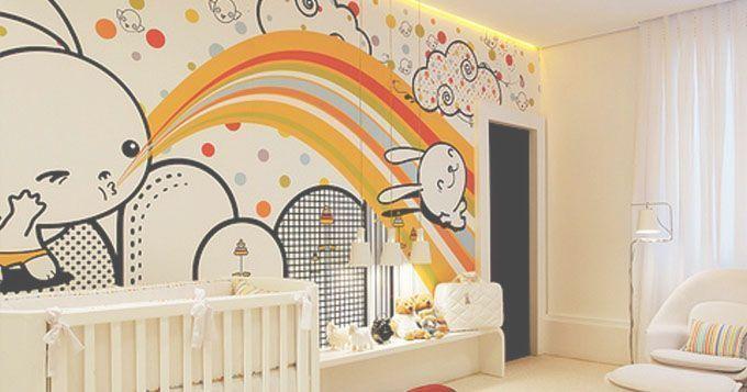 iluminación led en habitación de niños