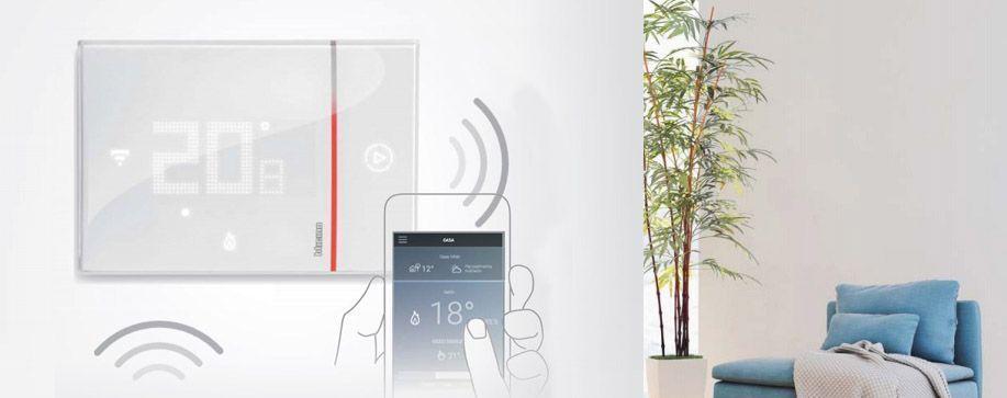 comprar termostato conectado Smarther
