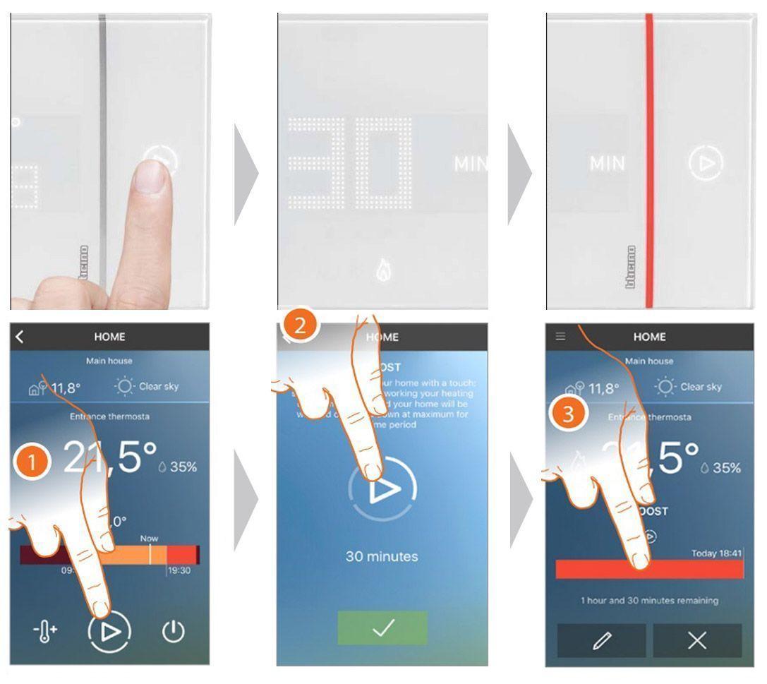 catálogo termostato smarther