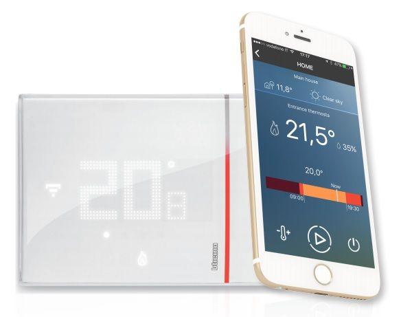 termostato inteligente smarther