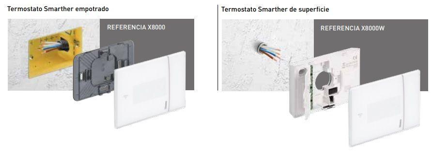 termostato smarther bticino