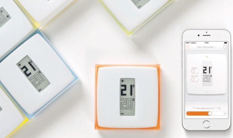 comprar termostato inteligente netatmo
