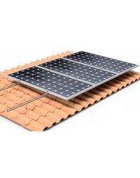 Estructuras Coplanar para Paneles Solares