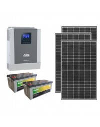 Kits Solares Vivienda Aislada - Fotovoltaica