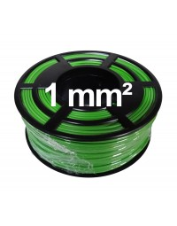 Comprar Cable flexible Sección 1mm Carrete 100 Metros
